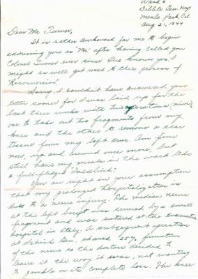 Gary Uchida, 08/21/1944, page 1