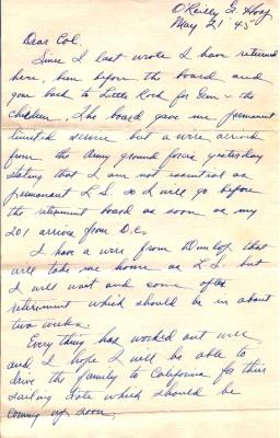 Jim, 05/21/1945 (page 1)
