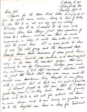 Jim, 09/03/1944 (page 1)