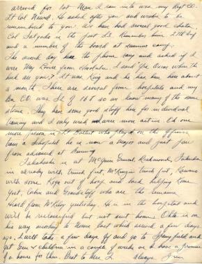 Maj Jim W Lovell, 01/14/1945, page 2