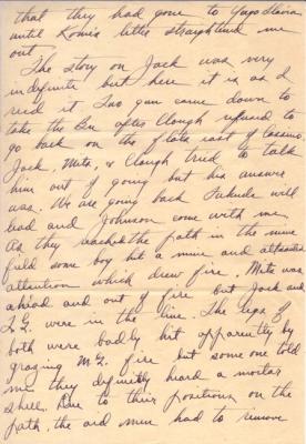 Maj Jim W Lovell, 10/23/1944, page 2