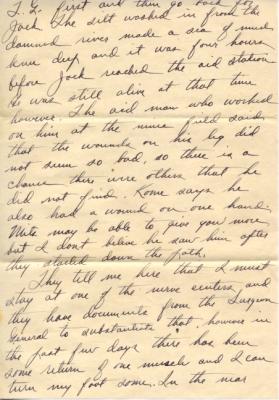 Maj Jim W Lovell, 10/23/1944, page 3