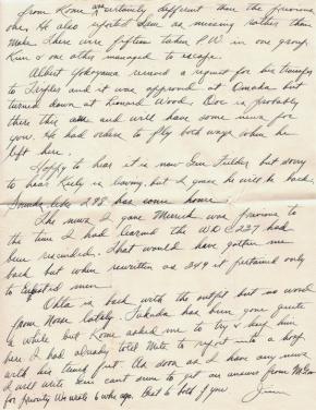Maj Jim W Lovell, 12/18/1944, page 2
