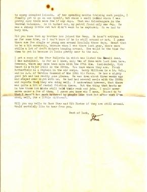 Steve, 07/10/1944 (page 2)
