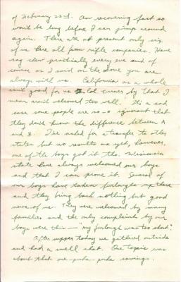 Wallace T Morioka, 06/28/1944, page 2