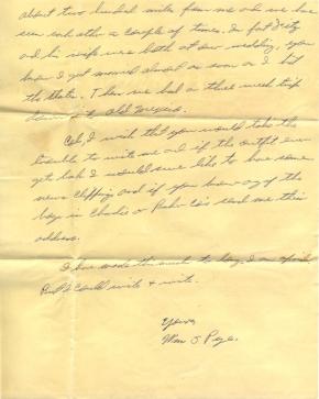Wm S Pye, 01/08/1946, page 2