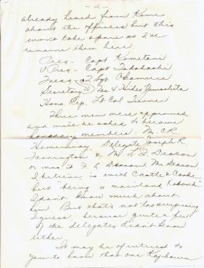 WO Hideo Kajikawa, 10/07/1944, page 2