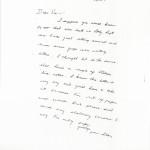 Izumigawa Letters April 4 1945