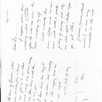 Izumigawa Letters May 23 1945