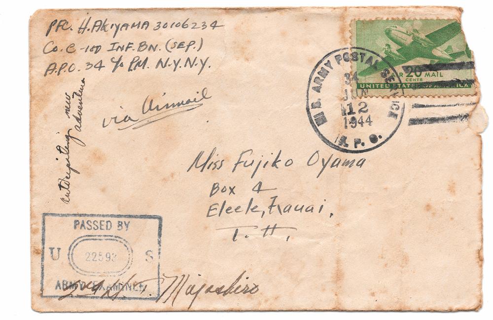 June 6 1944 Envelope