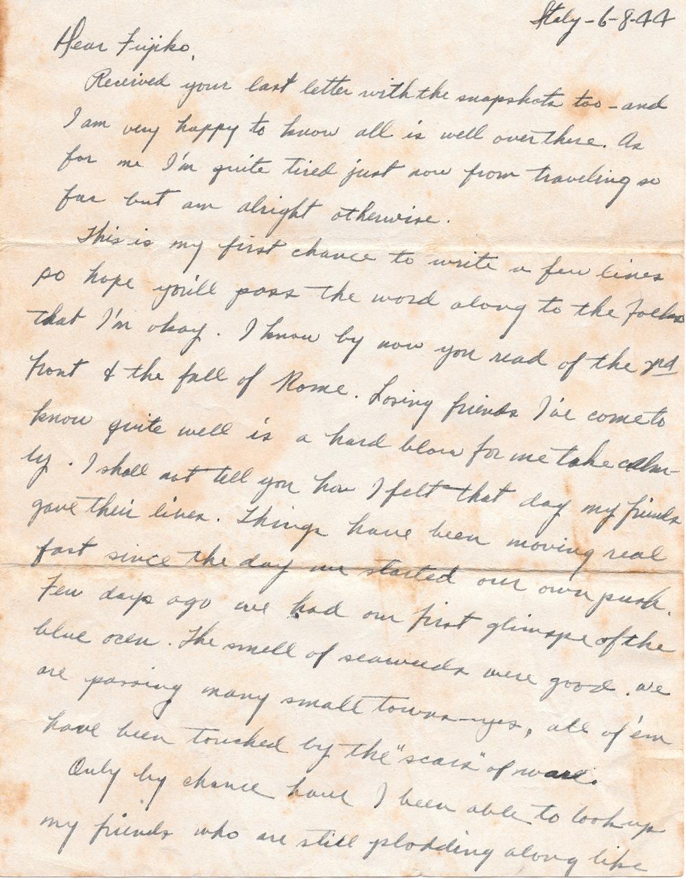 June 6 1944, P1